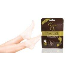 Deep Moisturising Foot Treatment Boots - Argan Oil