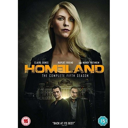 Homeland Season 5 DVD [2016]