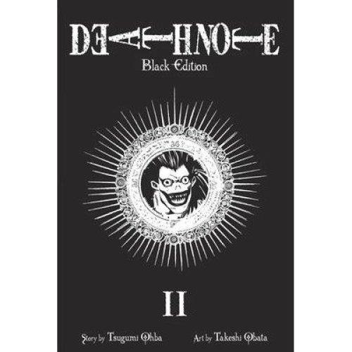 Death Note Black Edition, Vol. 2: V. 2