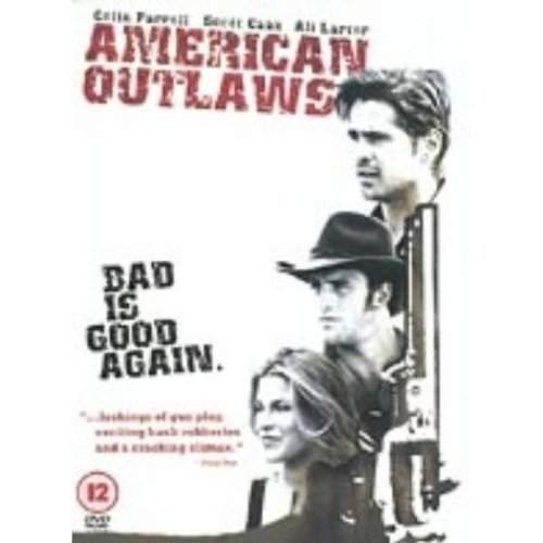 American Outlaws DVD [2002]