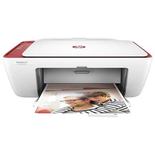 HP Deskjet 2633 All-in-One Wireless Inkjet Printer - Refurbished