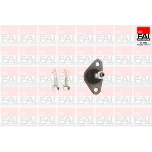 Front FAI Replacement Ball Joint SS907 for Volvo 740 2.3 Litre Petrol (08/89-12/90)