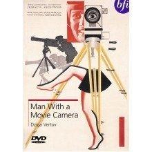 Man With A Movie Camera DVD [2008]