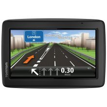 TomTom Start 25 5-inch Sat Nav with Western Europe Maps and Lifetime Map Updates - Used