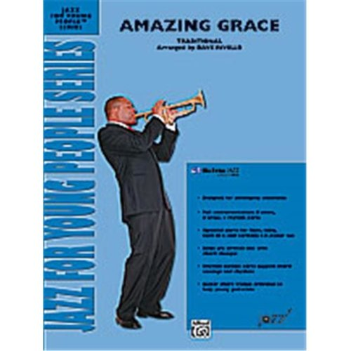 Alfred 00-29816 AMAZING GRACE-JJP
