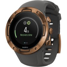 SUUNTO 5 GPS Sports Smartwatch (Graphite Copper)