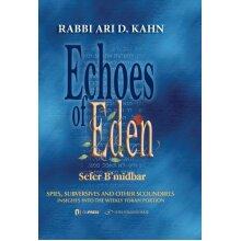 ECHOES OF EDEN SEFER BAMIDBAR Spies, Subversives  Other Scoundrels 4