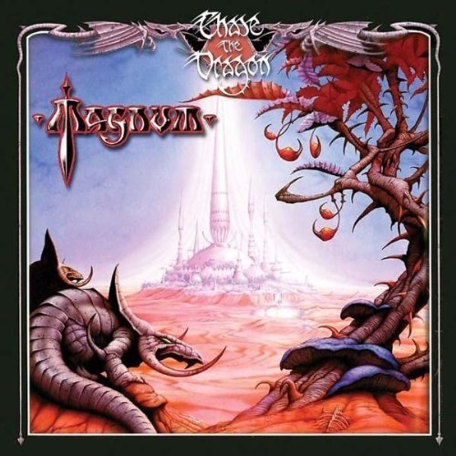 Magnum - Chase the Dragon [CD]