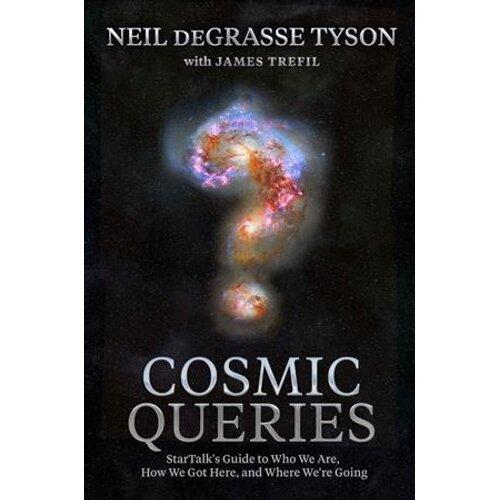 Cosmic Queries | Hardback