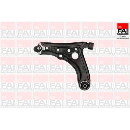 Front Left FAI Wishbone Suspension Control Arm SS1220 for Volkswagen Lupo 1.0 Litre Petrol (02/99-12/05)