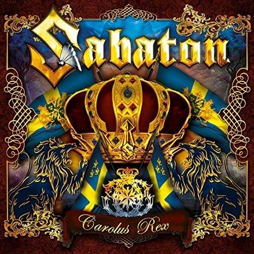 Sabaton - Carolus Rex (swedish Version) [CD]
