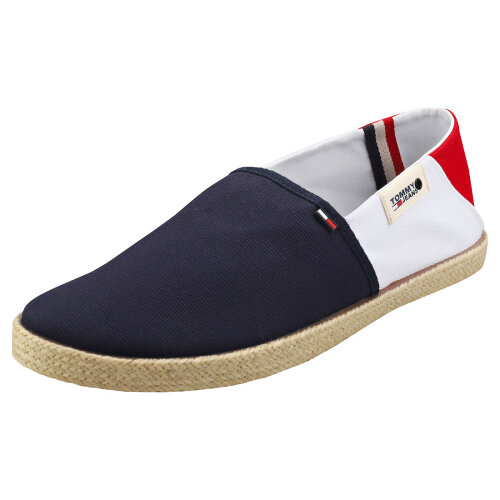 Tommy Jeans Summer Shoes Mens Slip On Shoes