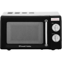 Russell Hobbs RHRETMM705B 17 Litre Microwave - Black