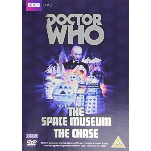 Doctor Who - Space Museum The Chase DVD [2010]