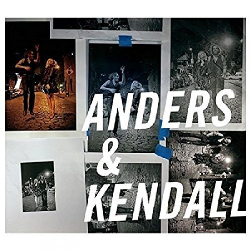 Anders and Kendall - Wild Chorus [CD]