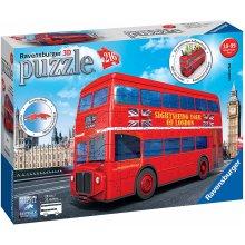 Ravensburger London Bus 216pc 3D Jigsaw Puzzle