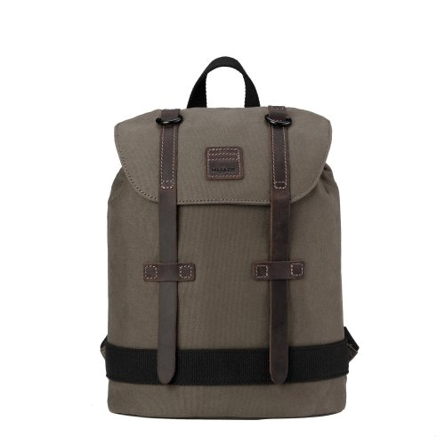 TRP0512 Troop London Heritage Waxed Canvas Daypack