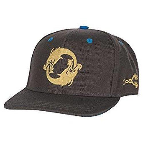Baseball Cap - Overwatch - Dragonstrike Logo Snap-Back j7835