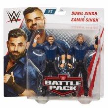 WWE Battle Pack - Series 57 - Singh Brothers