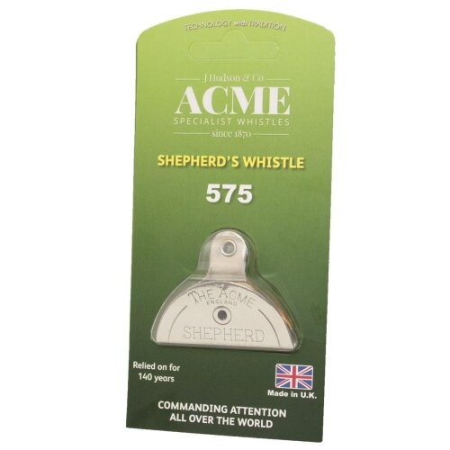 Acme 575 Shepherds Mouth Nickel Whistle