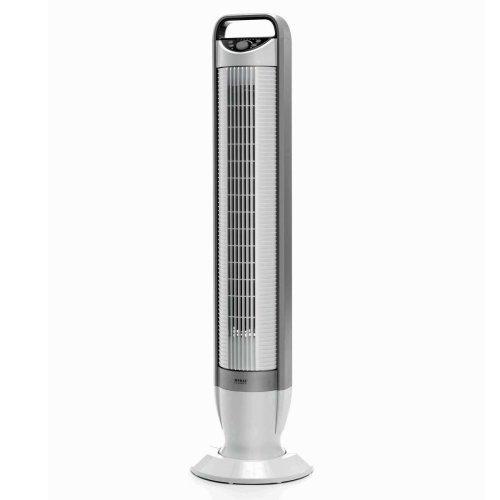 Seville Ultra Slimline Tilt Tower Fan, EHF10202UK
