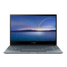 "ASUS ZenBook Flip UX363EA-HP165T notebook LPDDR4x-SDRAM Hybrid (2-in-1) 13.3"" 1920 x 1080 Touchscreen 11th gen Core i7 16GB 512GB SSD Win10 Home Grey"