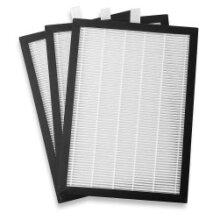 filter pack containing 3 x HEPA filters for Meaco12LE Dehumidifier