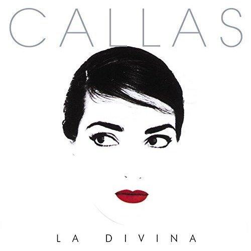 Maria Callas - La Divina [CD]