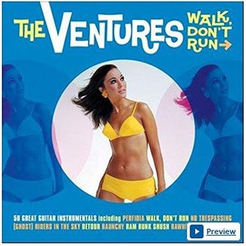 Ventures the - Walk  Dont Run [CD]