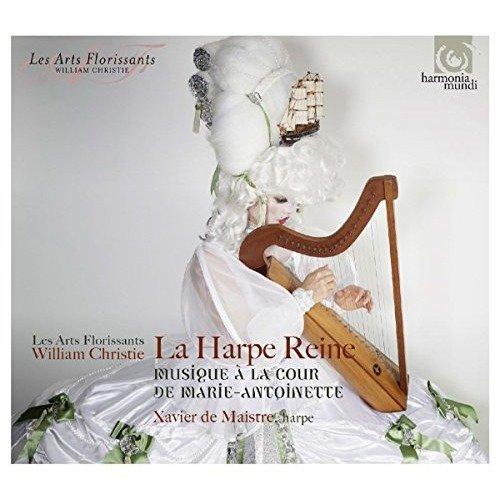 De Maistre and Arts Florissants and Christie - La Harpe Reine [CD]