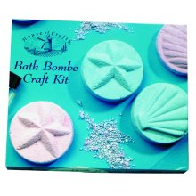 Make Your Own Bath Bombs Mould Scented Fragrance Creative Gift Kit Set