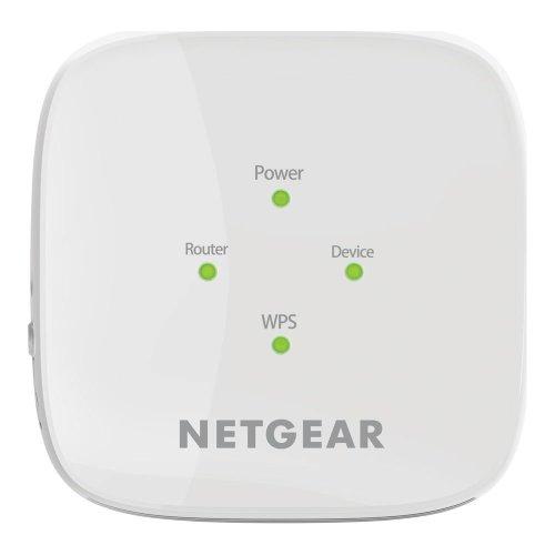 NETGEAR EX6110-100UKS WiFi Range Extender - AC 1200, Dual-band