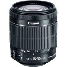 Canon EF-S 18-55mm f/3.5-5.6 IS STM Zoom Lens (Bulk Packaging)