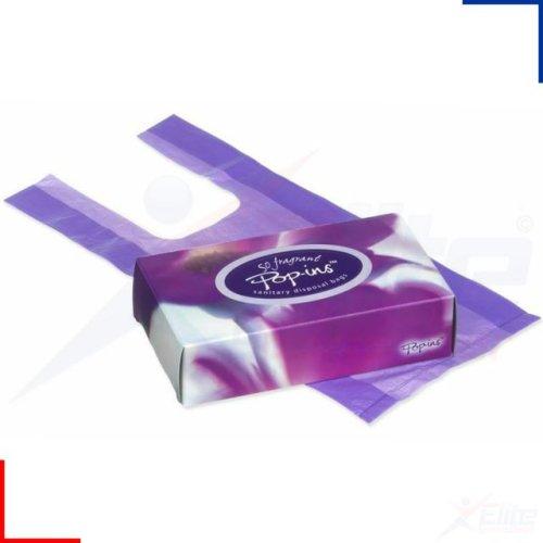 Pop-ins 50 x Sanitary Bags