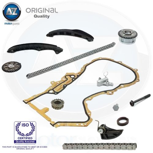 FOR A3 OCTAVIA GOLF JETTA TOURAN PASSAT 1.4 1.6 TSI FSI VVT CAM TIMING CHAIN KIT