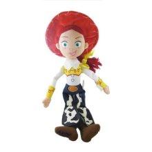 Disney Toy Story plush - 12in Jessie Plush - Fabric Head
