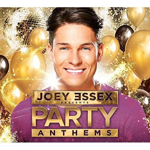 Joey Essex Presents Party Anthems [CD]