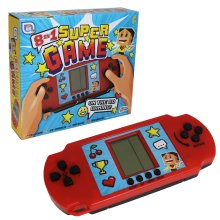8 in1 Super Handheld Game Machine Age 6+