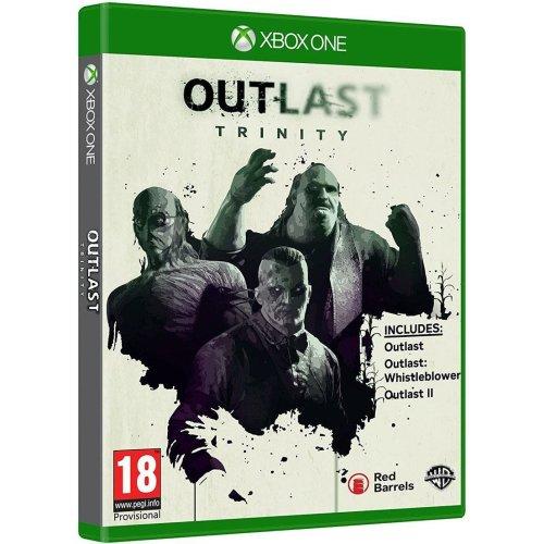 Outlast Trinity Xbox One Game