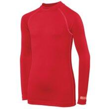 Red   Base Layer Long Sleeve - Juniors Rhino Size SYMY