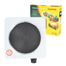 Electric Hot Plate Portable Kitchen Table Top Cooker Single Hotplate 1