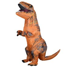 Mascot Inflatable T REX Anime Cosplay Dinosaur For Adult Men Women Kids Dino Cartoon Halloween Costume