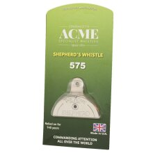 Acme 575 Shepherds Mouth Nickel Whistle