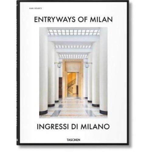 Entryways of Milan  Ingressi di Milano by Karl Kolbitz
