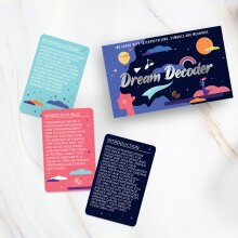 Gift Republic Pack of 100 Dream Decoder Cards