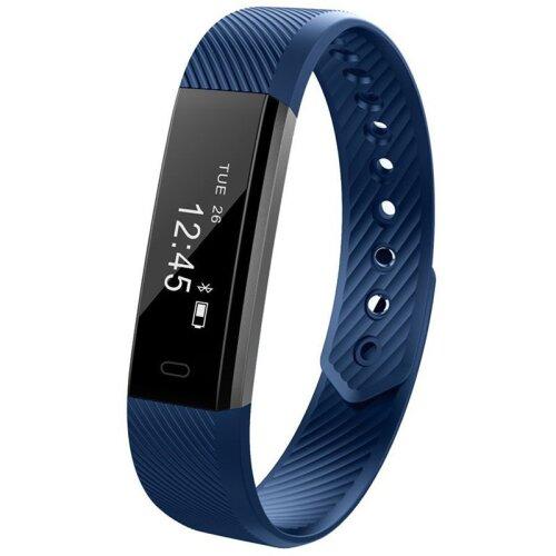 (Navy Blue) Sleep Sports Fitness Activity Tracker Wrist Band