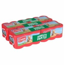 Chappie Adult Dog Food Tins Favourites 24x412g