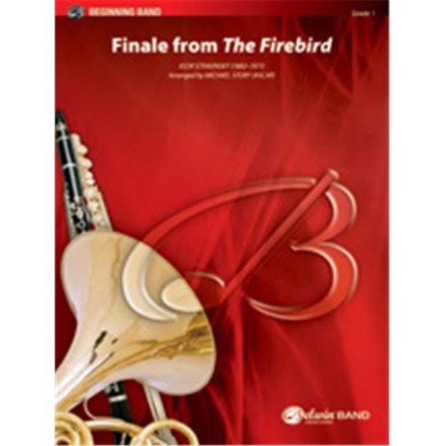 Alfred 00-42142 FINALE FROM THE FIREBIRD-BBB 1