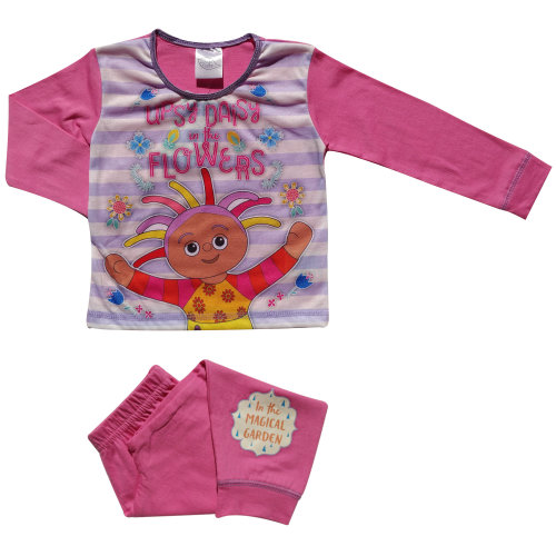 Girls Toddler Upsy Daisy Pyjamas - 12 Mths - 4 Yrs