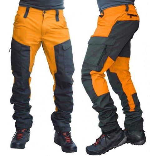 Multi Pockets Sports Long Cargo Pant